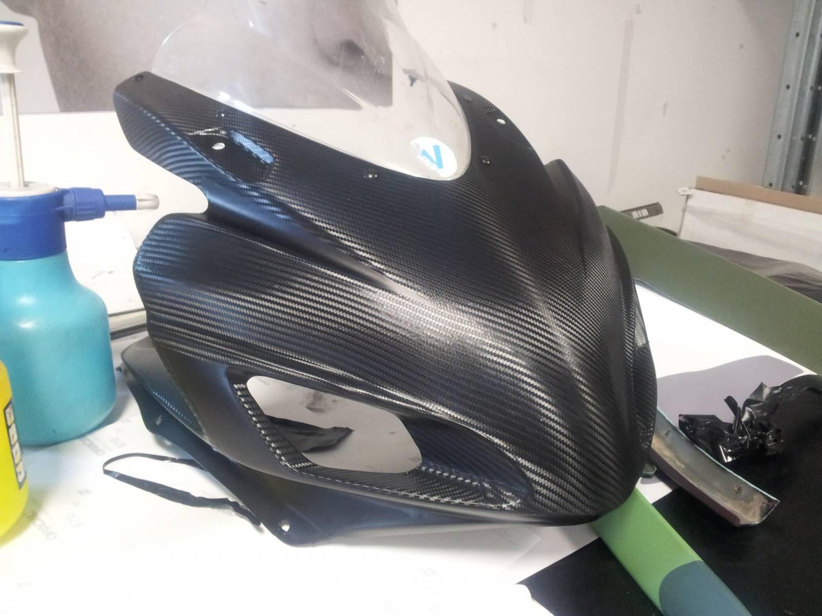 Pellicola Wrapping 3m Car Wrapping · Carbonio 3m